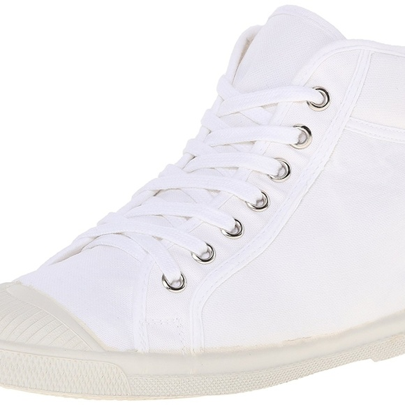1923d68f3bd2 Bensimon Shoes - Bensimon Collection Women s Tennis Mid White Shoes